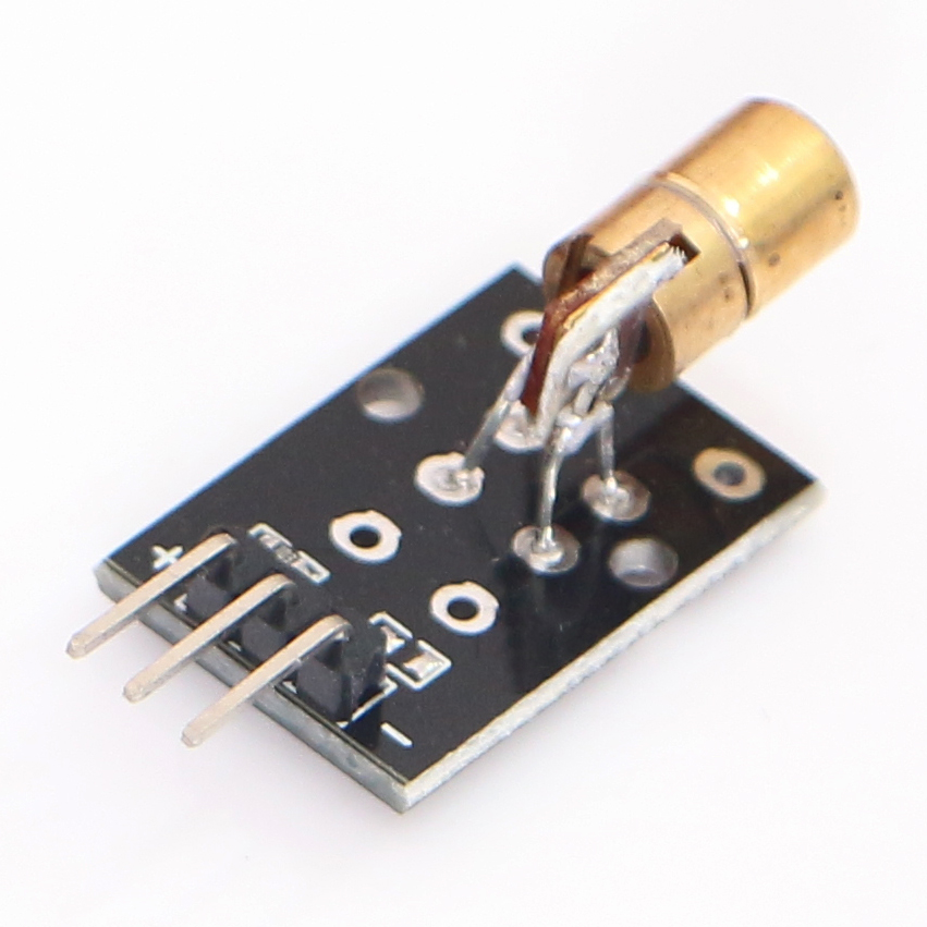 20pcs/lot Laser module  with demo code Free shipping