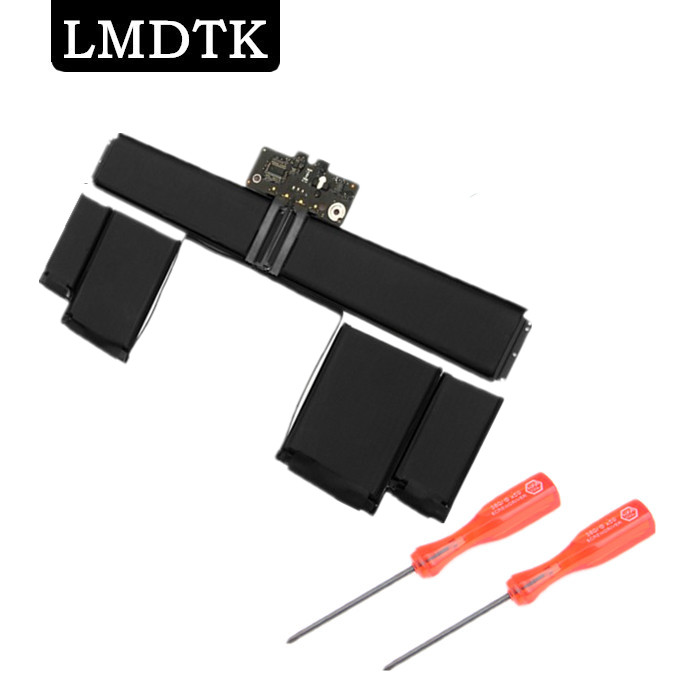 LMDTK NOUVELLE Batterie D'ordinateur Portable POUR Apple Macbook Pro Retina13-INCH A1425 (2012 Année) A1437