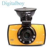 Cheap price Dash Cam Full HD 1080P 2.7″ Car Dvrs G30 Novatek NT96220 Car Camera Recorder With Motion Detection Night Vision G-Sensor Car Dvr
