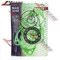Envío Libre Para Suzuki RMZ250 RM-Z 250 motocicleta kits de reparación Revisión toda la junta de revisión