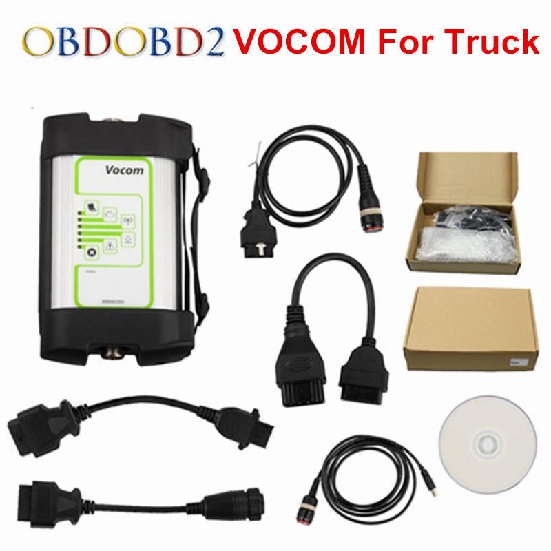 For Volvo 88890300 Vocom Interface for Volvo UD/Mack Heavy Duty Trucks Diagnostic Tool Vocom for Volvo Vcads