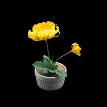 Embossing Chrysanthemum petal Metal Cutting flower Dies Scrapbooking For Card Making DIY Crafts Dies 2019 Cutting stencil Dies