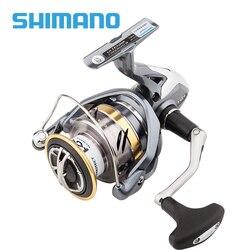 Shimano ULTEGRA FB الغزل بكرة الصيد 1000 2500 C3000 4000 6BB نسبة والعتاد 5.0: 1/4. 8:1 Hagane والعتاد X-السفينة بكرات الصيد pesca