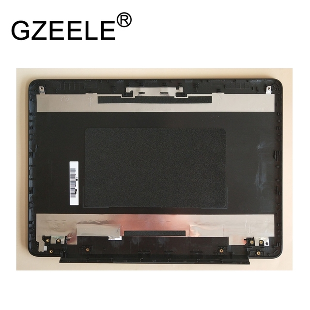 GZEELE new for HP Chromebook 11 G5 Black Lcd Back Cover 901788 001 Non  TouchScreen 46009709000 Laptop LCD Top case