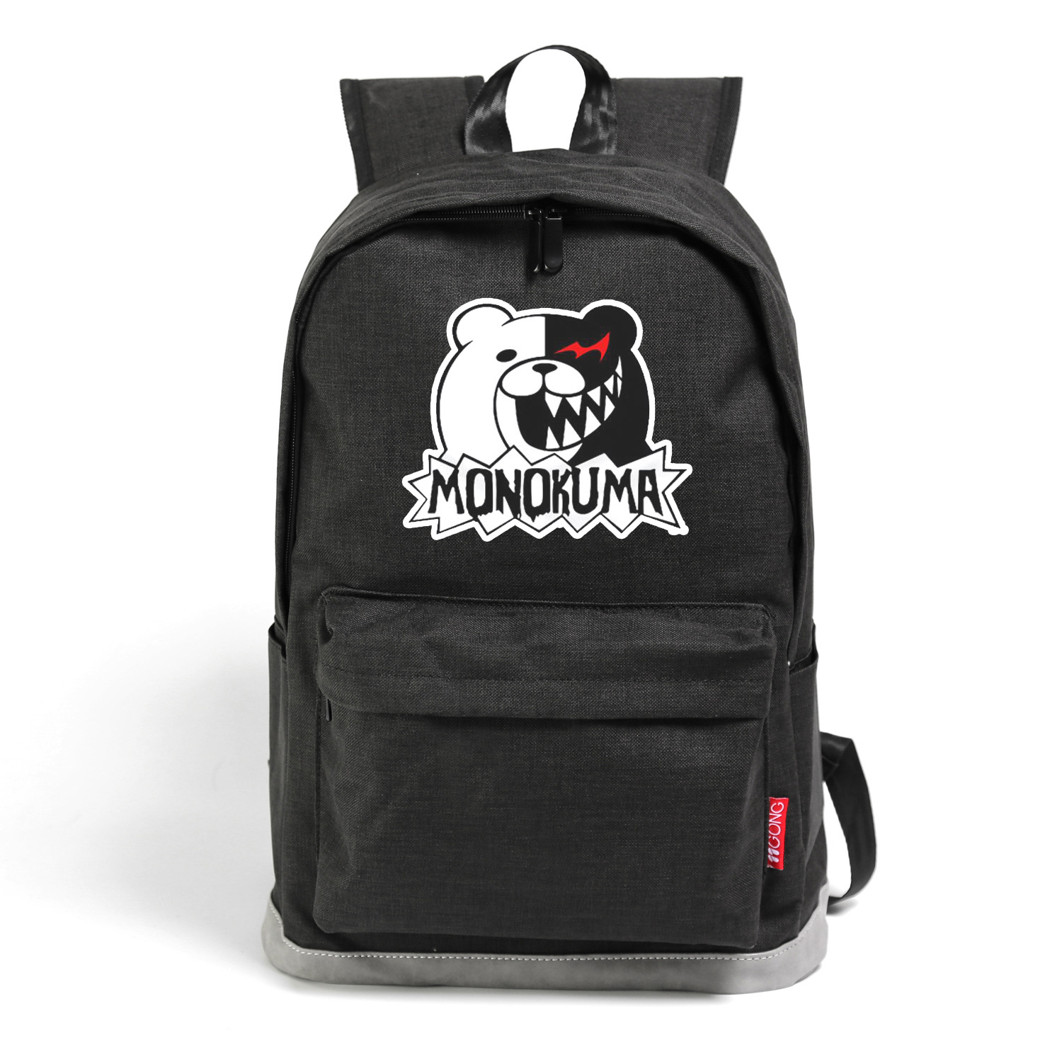 Anime Danganronpa Monokuma Cosplay Cloth Shoulder Bag Backpack Bags For School Purse Gifts