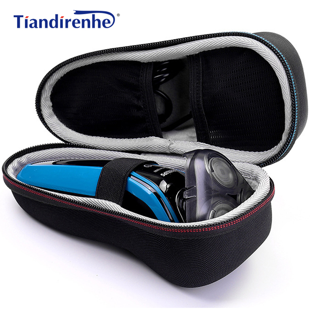 Étui Portable pour Philips tondeuse lavable 1000 3000 5000 S5530 S5420 S5320 S5130 S1510 S3580 EVA Sac Boîte De Rangement Housse