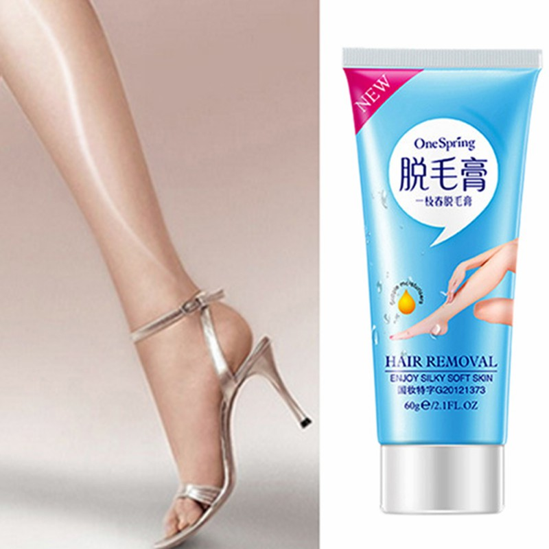 Gentle Safety Hair Removal Cream Genuine Painless Permanent Epilator Quickly Forever Hair Removal Wax For Leg Armpit Body Hairs