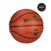 Official Size7 PU Indoor Outdoor Wear-Resistant PU Leather Basketball Ball Competition Excellent Training Game Ball Equipment