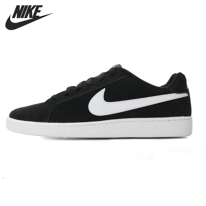 Original New Arrival 2018 NIKE COURT ROYALE SUEDE Men's Skateboarding Shoes Sneakers