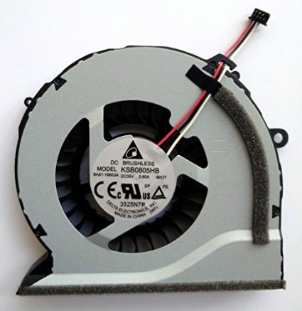 SSEA New original Laptop CPU fan for Samsung <font><b>NP550P5C</b></font> NP550P7C NP-550P5C NP-550P7C Series KSB0805HB Free Shipping image