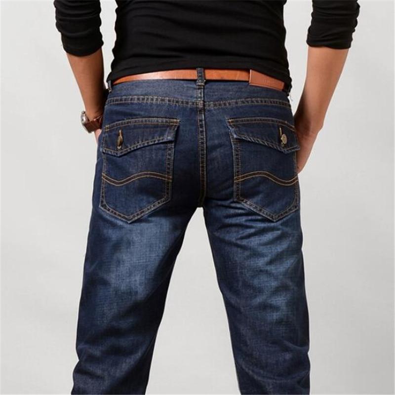 Jeans   hombre Brand 2016 Men's Cargo   Jeans   Pants High Quality Denim Male Trouser Skinny   Jeans   for Business Men