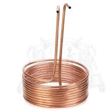 Медь сусла чиллер, длина 10 м, диаметр 255 мм