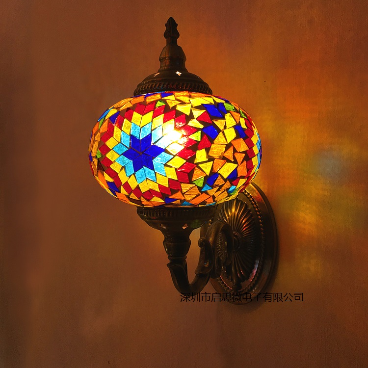 New style E14 Turkey handmade romantic Balcony Corridor Stairwell Wall lamp cafe restaurant bar light Hotel Wall lights ноутбук hp 15 bw533ur amd a6 9220 15 6 1366x768 4 500hdd dvd rw amd radeon r4 win 10 home