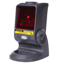 Free shipping NT-6030 Desktop Laser Barcode Reader High quality Wired Barcode Scanner 1d