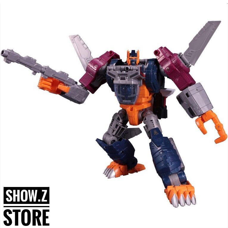 [Show.Z Store] Original PP-27 PP27 OP Power of Primal Leader Class Transformation Action Figure[Show.Z Store] Original PP-27 PP27 OP Power of Primal Leader Class Transformation Action Figure