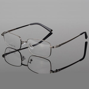Image 3 - Reven Jate 処方合金光学眼鏡フレーム 4 オプション色眼鏡送料アセンブリと処方レンズ