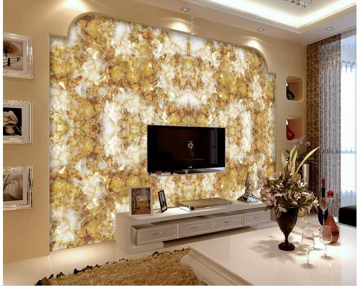 customized wallpaper for walls mural 3d wallpaper Marble background wall tiles murals wall 3d wallpaper 3d name wallpapers free shipping european style parquet flooring marble floor relief 3d office decoration wallpaper bathroom mural