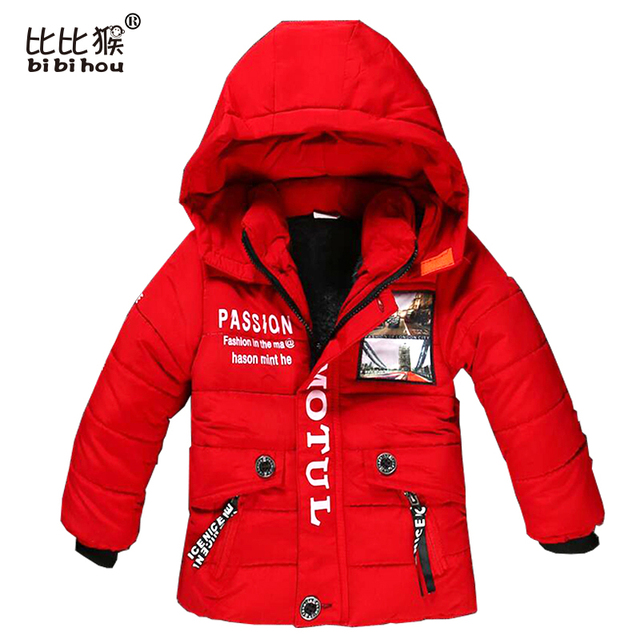 2-5years old Jacket for Boy Girls Children parka coat  Outerwear colour  full sleeve Coats Baby Kids thicken warm Clothes