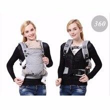 Четыре позиции 360 Детский рюкзак-кенгуру, дышащий, детский рюкзак-кенгуру, слинг для малышей, подтяжки