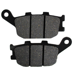 Motorcycle Rear Brake Pads for Yamaha YZF-R6 / YZF-R6S / YZF 600 RR (2003-2015) YZF600 YZF600RR LT174