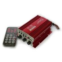 12V 500W 2CH MA 700 Hi Fi Mini Digital Motorcycle Car Stereo Power Amplifier Sound Mode