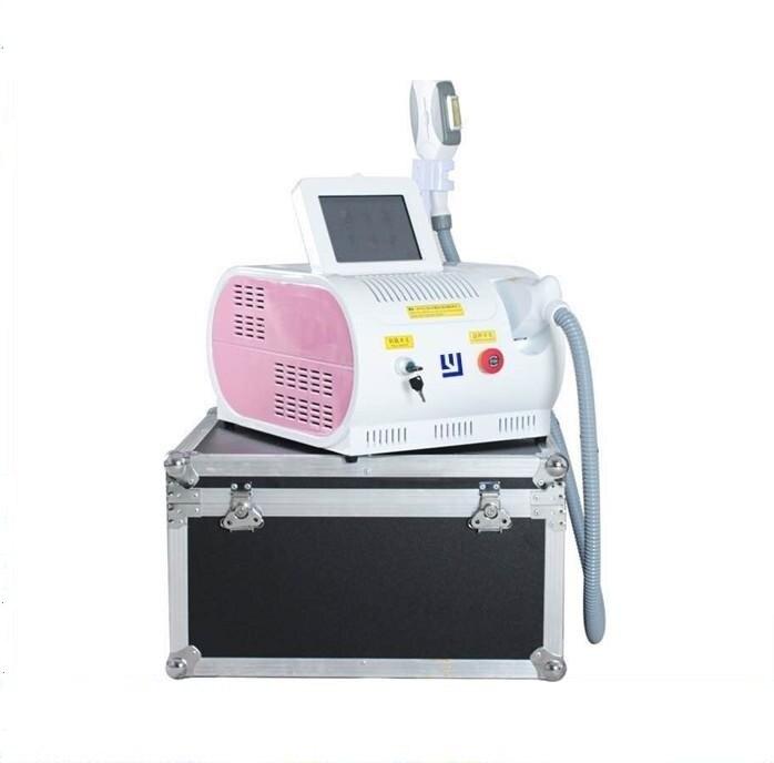 Image 2 - Оборудование для красоты OPT/IPL, быстрое удаление волос + elight + RF + laser, многофункциональное устройство для удаления волос SHR IPL, хит продажУстройство для ухода за кожей лица    АлиЭкспресс