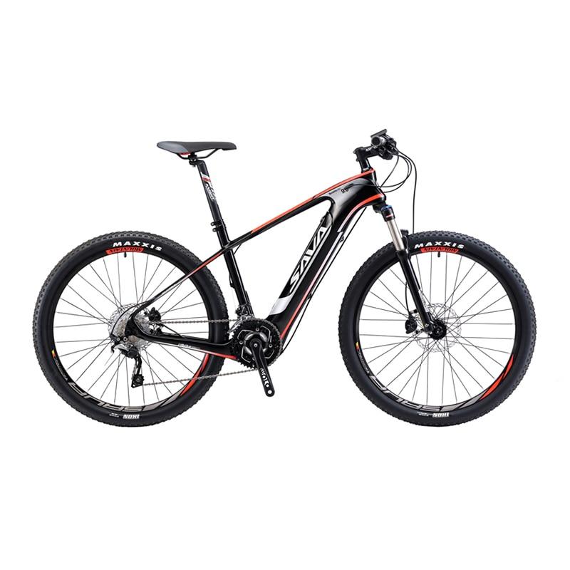 savadeck electric bicycle carbon fiber e bike 27 5. Black Bedroom Furniture Sets. Home Design Ideas