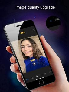 Image 4 - Película protectora de pantalla de vidrio templado para iPhone 11 Pro, XS, XR, XS, max, cobertura completa de pegamento, 25 uds.
