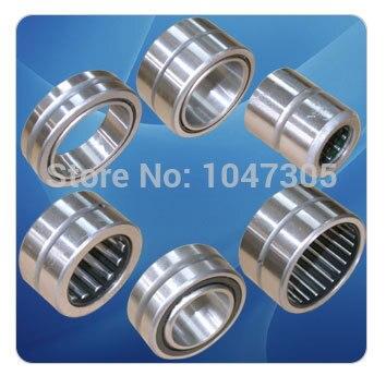 1 piece NK50/35 Heavy duty needle roller bearing Entity needle bearing without inner ring size 50*62*35 nk25 30 needle roller bearing without inner ring size 25 33 30mm