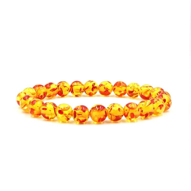HOBBORN New Men Women Bracelet Boho Chakra Natural Stones Beads Strand Yoga Bracelets Beaded Energy Meditation Jewelry Gifts in Charm Bracelets from Jewelry Accessories