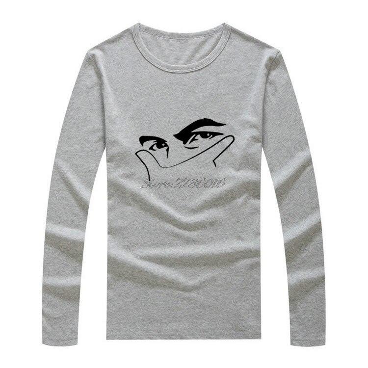 d4d6b6d35 Autumn Winter Argentina Paulo Dybala  10 mask gestures La Joya Men T Shirt  Long Sleeve juventus Clothes T SHIRT Men s W17080703-in T-Shirts from Men s  ...
