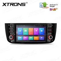 6.2 Android 7.1 Car DVD Player Radio GPS WiFi DAB+ Canbus for FIAT Punto 199 310 / Linea 323 2012 2013 2014 2015 2016