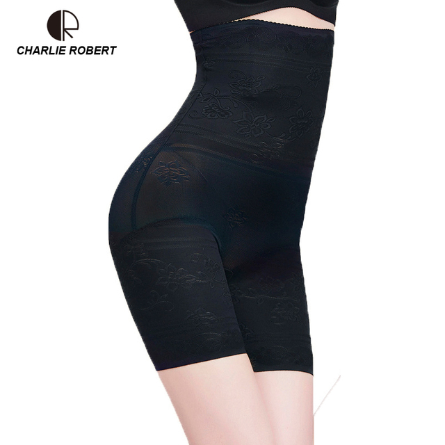c70a91f84a0 CR High Waist Trainer Shaper Plus Size 5XL Control Panties Hip Butt Lifter Body  Shapers Slimming
