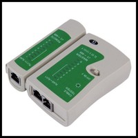 In stock USB UTP LAN PC Network/Phone Cable Tester Test Tool For RJ11 RJ45 Cables Wholesale