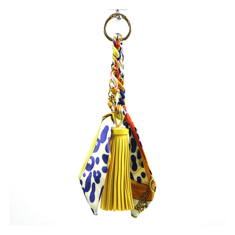 Homeda-Fashion-Women-Bag-Adornment-Ornament-Tassel-Fringe-PU-Leather-Pendant-for-Buckle-HandBag-Bowknot-Scarf