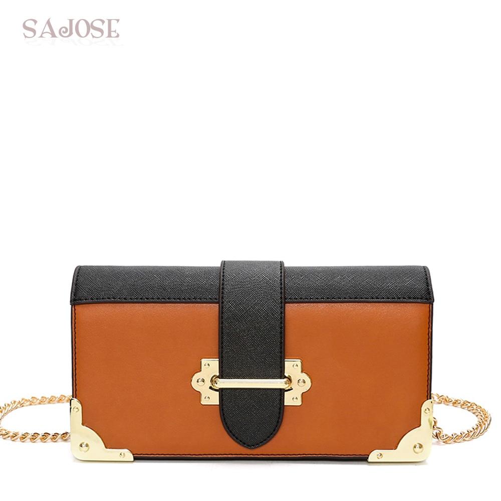 Women Crossbody Bag Handbag Famous Brand Fashion Vintage Girl Clutch Bag Womens Leather Shoulder Messenger Bags Drop Shipping