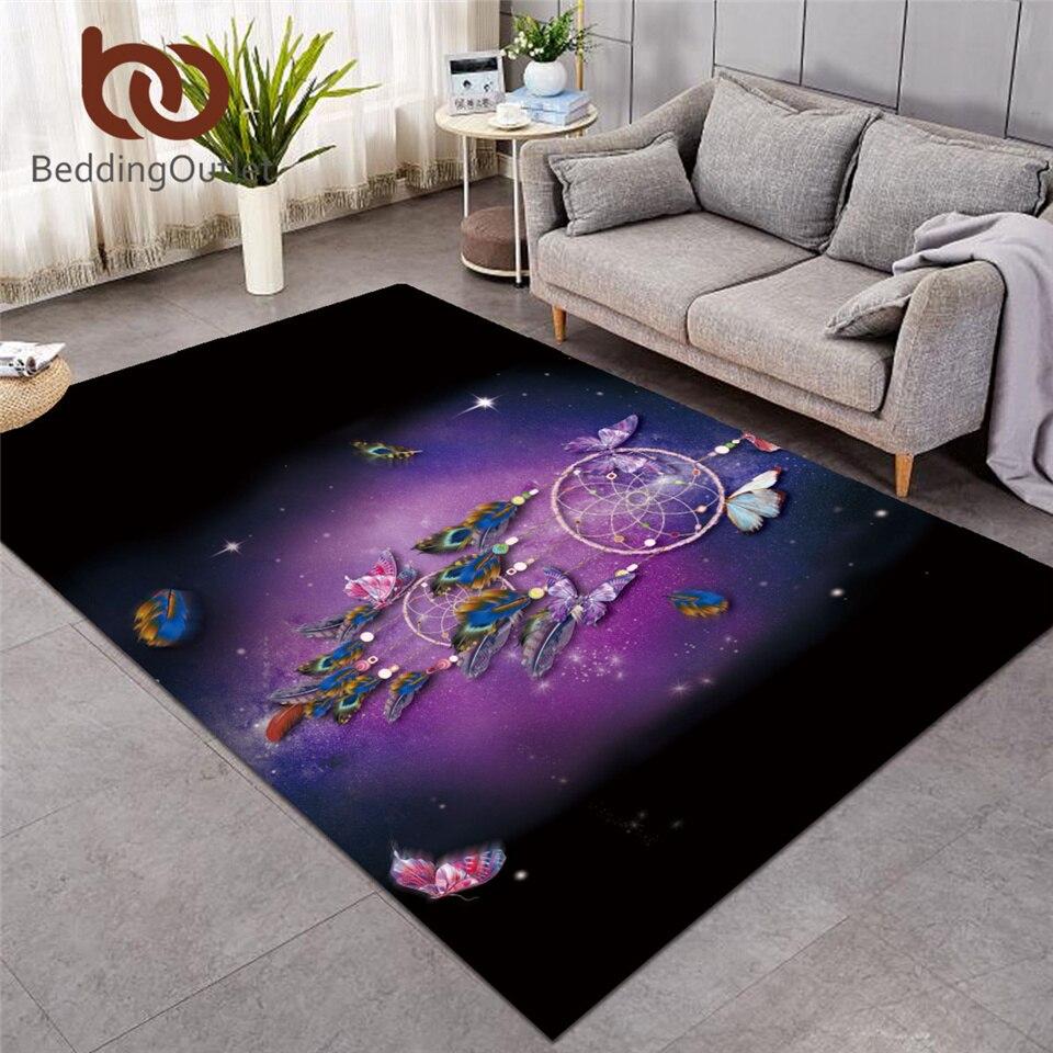 Magic Dreamcatcher Area Rug Floor