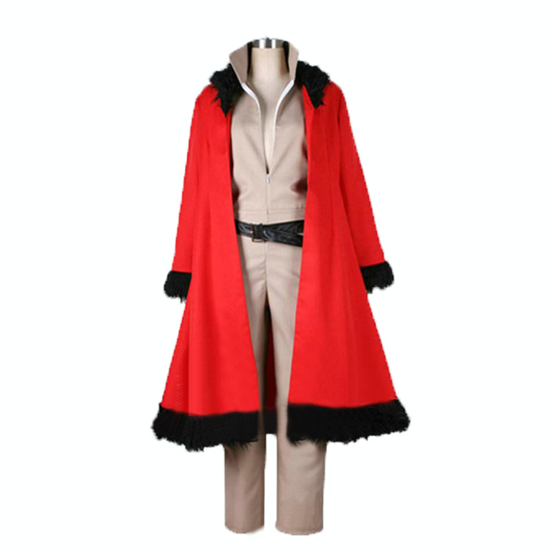 Hot Anime Togainu no Chi EMMA Uniform Suit Cosplay Costume