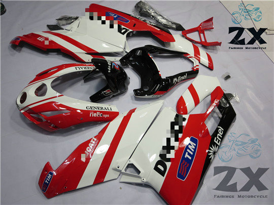 Motorcycle Complete Fairings For Ducati Monoposto 999 749 999s 749s 03 04 2003 2004 ABS Plastics Full Fairing Kits injection 21Motorcycle Complete Fairings For Ducati Monoposto 999 749 999s 749s 03 04 2003 2004 ABS Plastics Full Fairing Kits injection 21