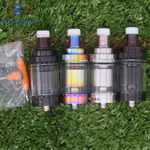 купить Siren V2 GTA MTL Tank 22/24mm siren 2 Version 2ml/4.5ml Tank Atomizer Airflow Options Adjustment vs Apocalypse rta mage rta в интернет-магазине