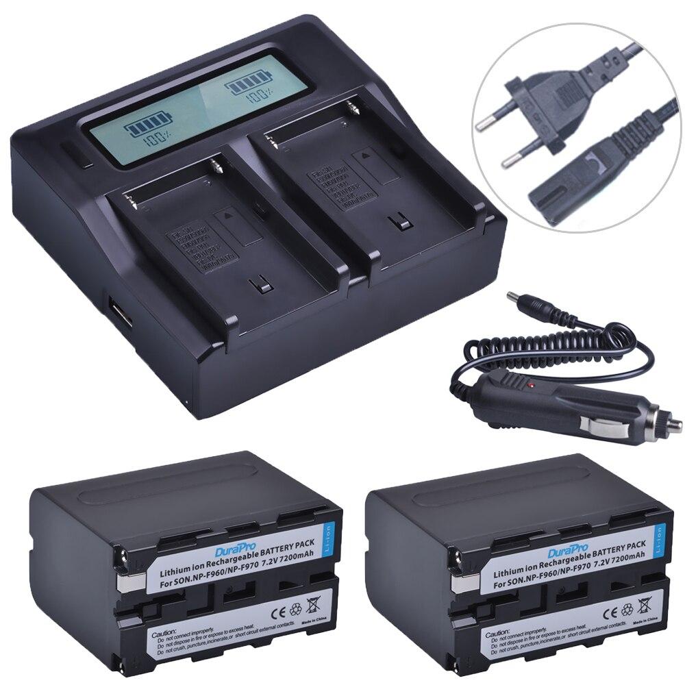 Batterien 5200 Mah 1 Stück Np-f750 Npf750 Np F750 F730 F770 Batterie Für Sony Np F960 F970 Np-f770 F550 Ccd-trv58 Trv110k Trv26e Hvr-z1 V1j Z1