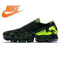Оригинальный NIKE Acronym X Air VaporMax Moc 2 для мужчин's кроссовки амортизацию легкие дышащие бег Прочный Спорт Спортивная обувь AQ0996