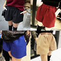 Hot Fashion Women Lady 2016 Summer Casual Shorts middle Waist Beach dream bridesmaids Solid Hipster fit loose female plus size
