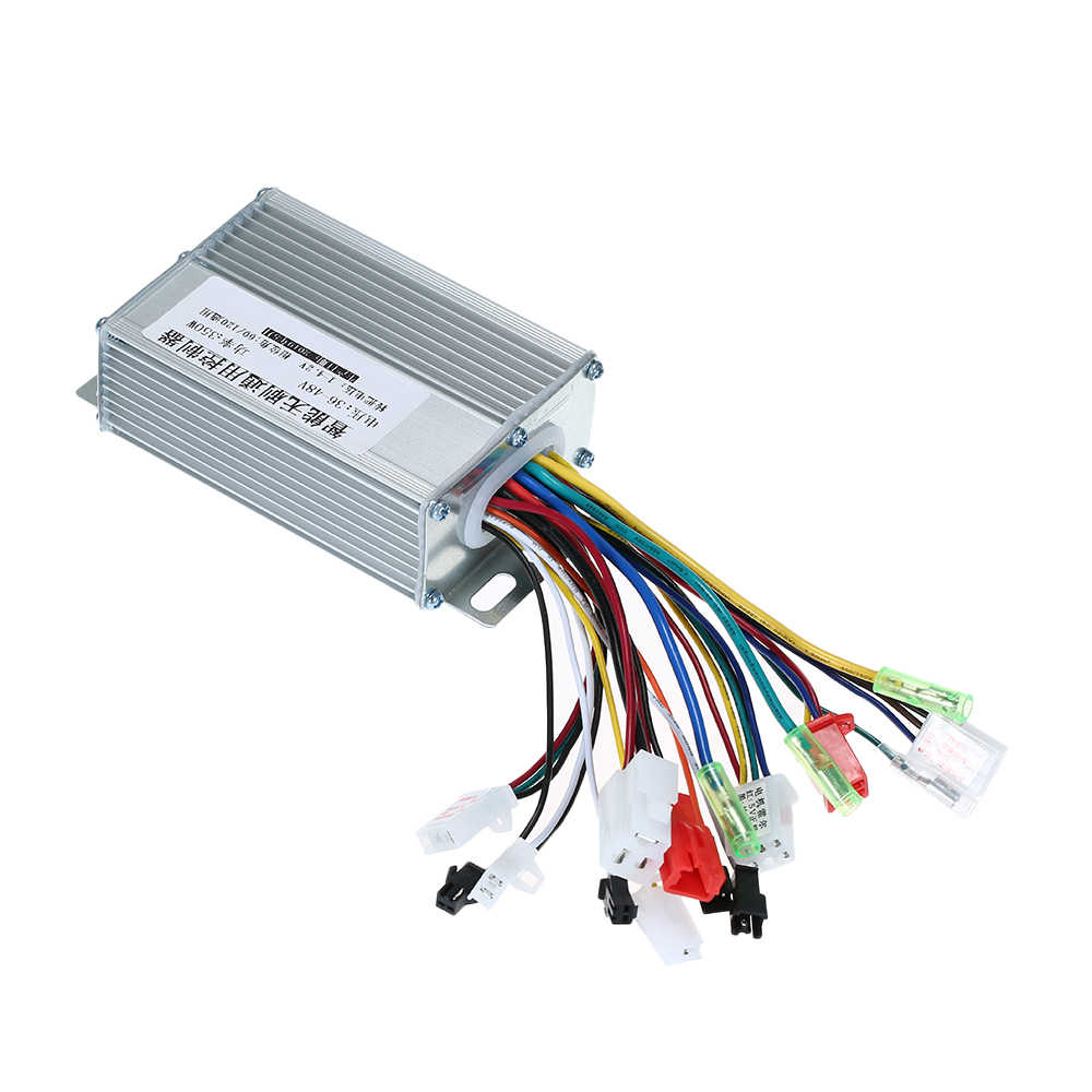 350W DC 36V Brushless Motor Controller For E-bike /& Scooter Electric Bicycly AU
