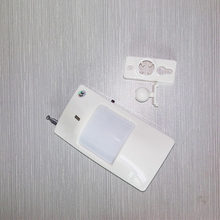 wireless PIR sensor motion detector 1527 type without battery for home security alarm system