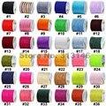 Wholesale 100M/Spool 0.8MM Mix Color Nylon Black Chinese Knotting Macrame Cord Braided DIY Beading Shamballa String Thread