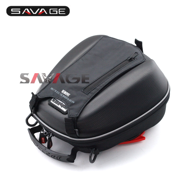 For YAMAHA XJ6/FZ-6R/FZ-8/FZ-1/FZ6N/FZ6S Motorcycle Multi-Function Waterproof Luggage Tank Bag Racing Bag new arrival black tempered plastic motorcycle rear tail section cowl fairing cover for yamaha fz6n fz6s fz 6n 6s fz 6n fz 6s