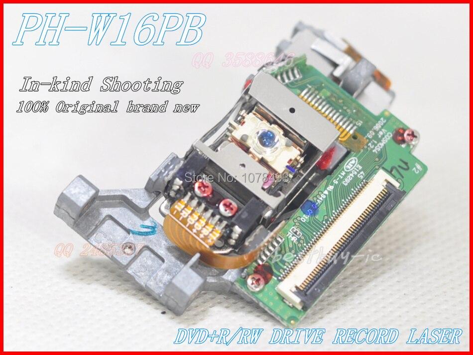 PH-W16PB Remplacement Pour TS-P632 NINTAUS MAGNÉTOSCOPE Lecteur Pièces De Rechange Laser Lens ASSY Unité TS-P632D P632D/SDEH DVD + R/RW LECTEUR FICHE