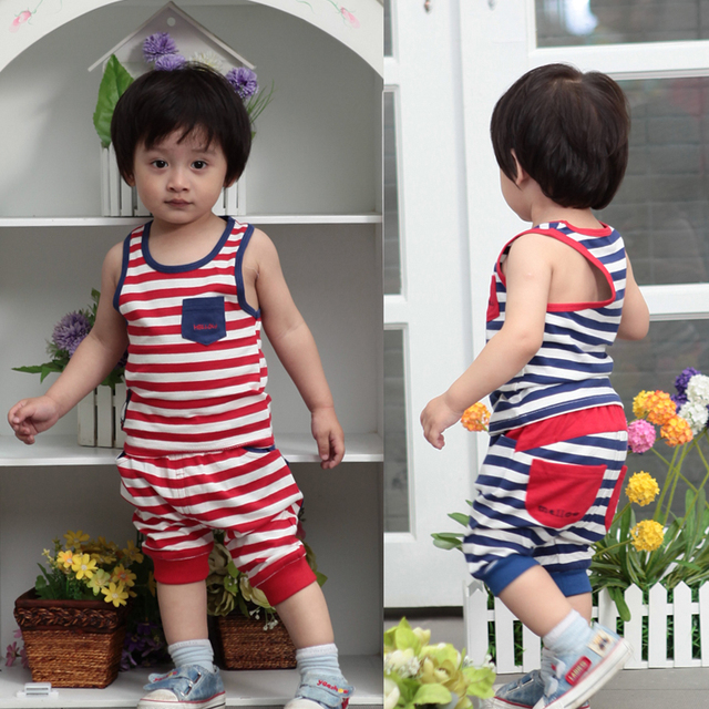 4b0ddce959d85 0 1 year old baby boy summer baby clothes children's clothing 6 baby's wear  child set-in Clothing Sets from Mother & Kids on Aliexpress.com | Alibaba  ...