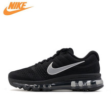 Nike Air Max 2017 Breathable Men's Original New Arrival Official Running Shoes Sports Sneakers
